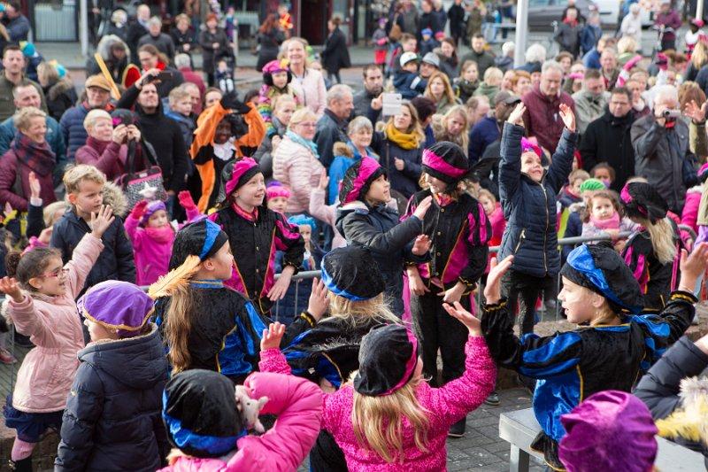 Intocht Sinterklaas Pietendans 19 November 2016 Intocht Sinterklaas 2016 89
